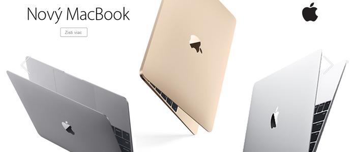 Vyberte si svoj nový MacBook a automaticky je pre Vás pripravený záručný a pozáručný servis