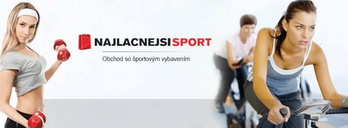 Všetko čo potrebujete ku športovaniu