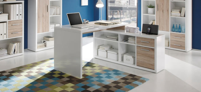 Doprajte svojej pracovni komfort, moderný dizajn a viacúčelovosť