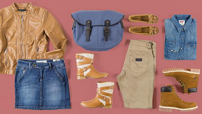 Vytvorte si komplet outfit prostredníctvom Spartoo – na svoje si zaručene prídu všetci milovníci módy...