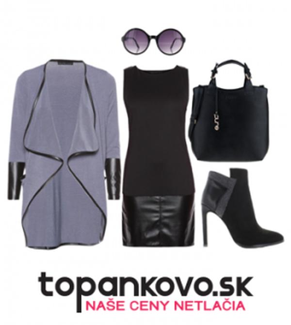 Vyskladajte si svoj trendy a IN outfit na www.topankovo.sk
