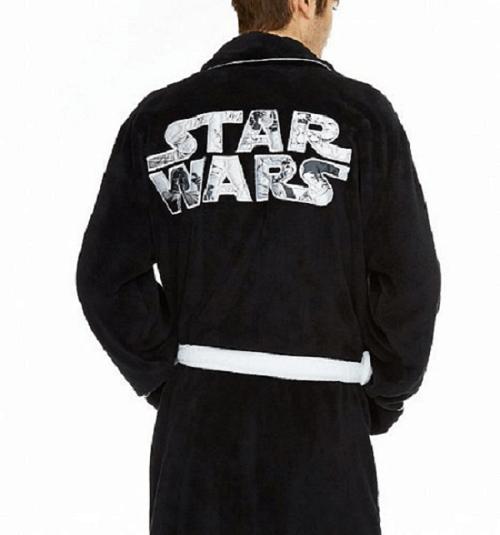 Pánsky župan poteší všetkých fanúšikov filmového bestselleru Stars Wars