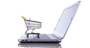 nákupy na internete