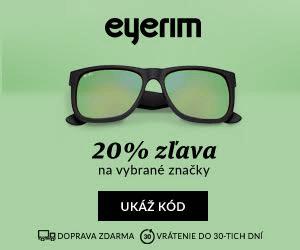 Zľavové kódy na eyerim.sk