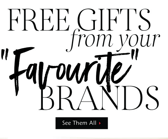 Sephora FREE gifts กลับมาแล้ว!