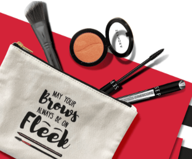 Sephora Free Exclusive Pouch!