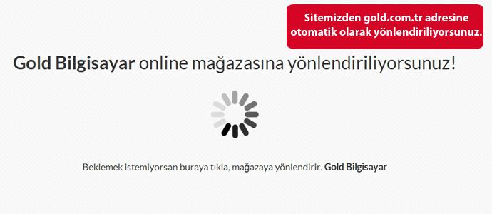 Gold Bilgisayar Hediye Çeki