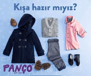 Panço ile bu kış sıcacık geçsin!