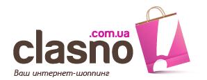 Интернет-магазин Clasno — логотип