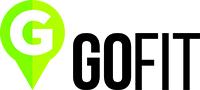 Спортивная онтайн-платформа GoFit — логотип