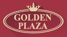 Интернет-магазин Golden Plaza — логотип