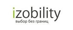 Интернет-магазин Izobility — логотип