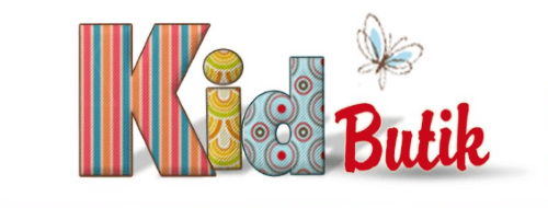 Kid butik логотип