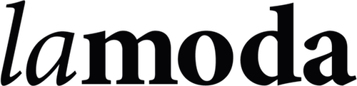 Интернет-магазин Lamoda — логотип