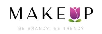 Логотип интернет-магазина MakeUp