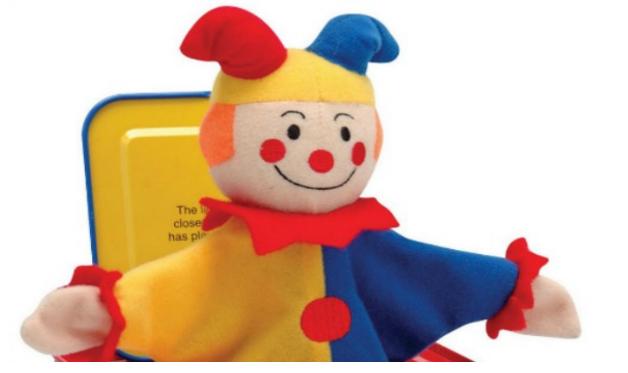 Клоун в Miniinthebox