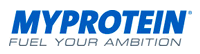 Логотип Майпротеин на английском