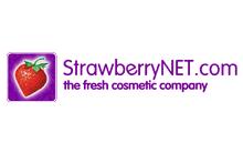 StrawberryNET — логотип