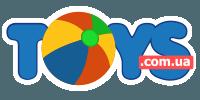 Интернет-магазин Toys.com.ua — логотип