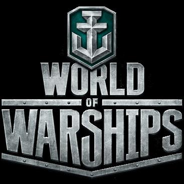 Логотип игры World of Warships