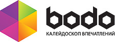 Логотип Bodo