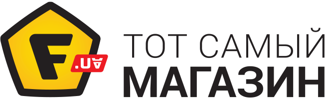 Интернет-магазин F.ua — логотип