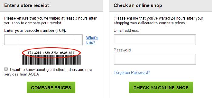 Asda online coupons