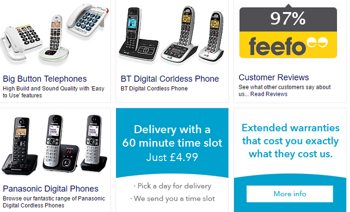 Co-Operative Electrical phones