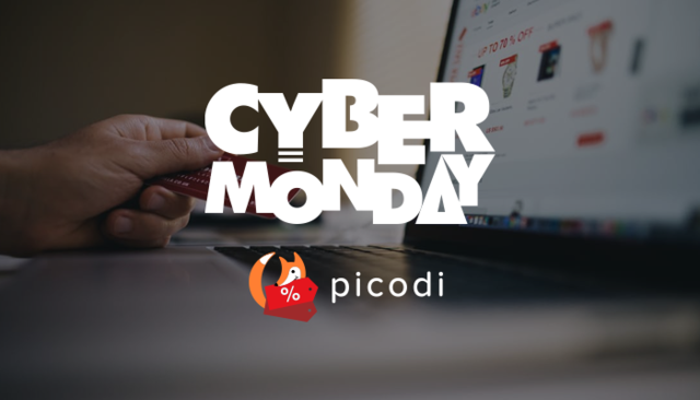Cyber Monday 2017 at Picodi UK