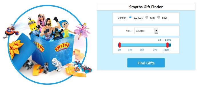 Smyths gifts