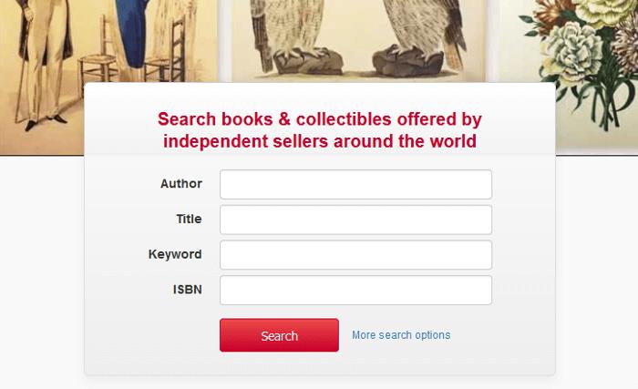 AbeBooks search