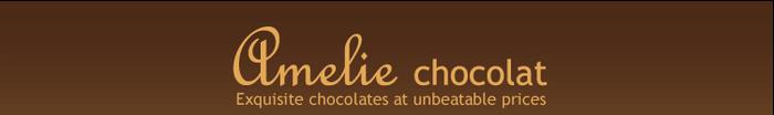 UK Amelie Chocolat logo