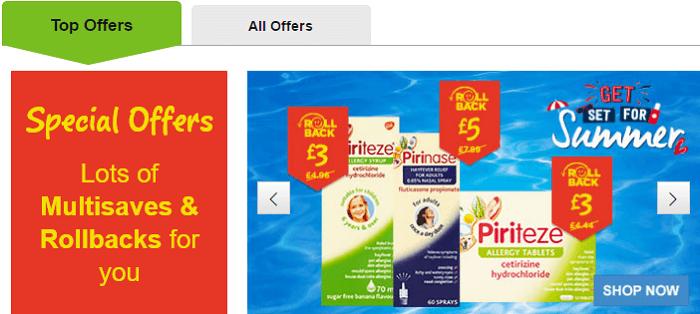 ASDA Groceries top offers