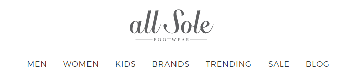 all Sole website
