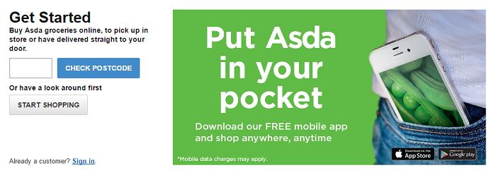 ASDA Groceries App