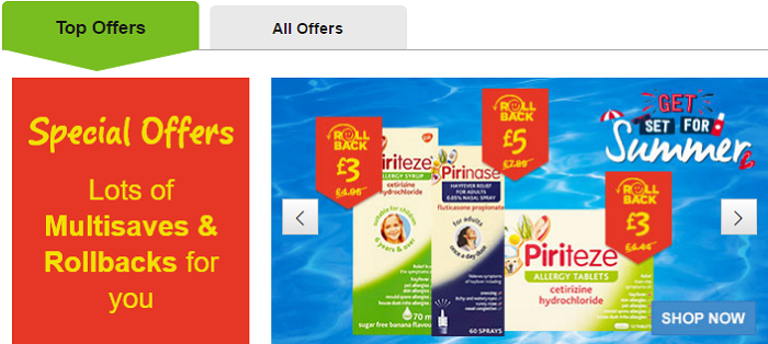 ASDA Groceries top offers