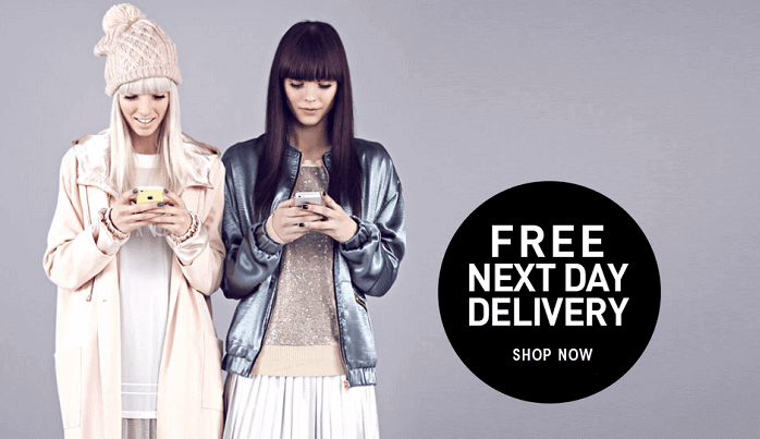 Boohoo free delivery