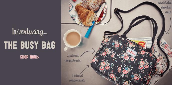 Cath Kidston's Busy Bag