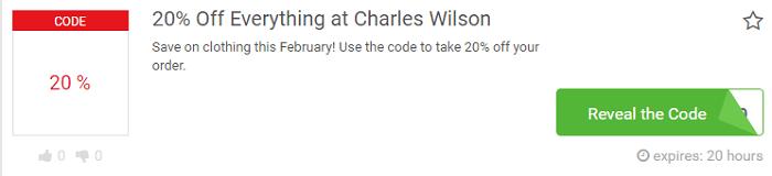 CW voucher