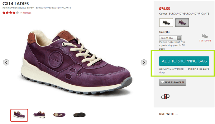 Ecco Shoes Co Uk Promotion Code