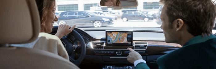 Europcar driving