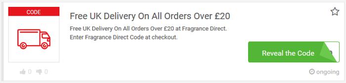 Fragrance Direct code