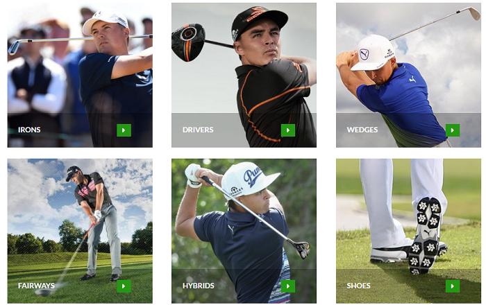 Golfsupport website