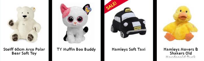 Hamleys toys
