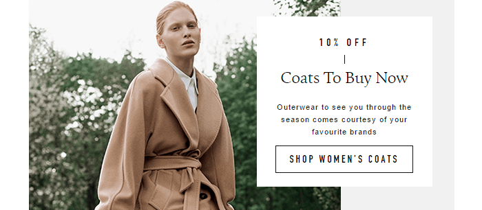 Harrods coats