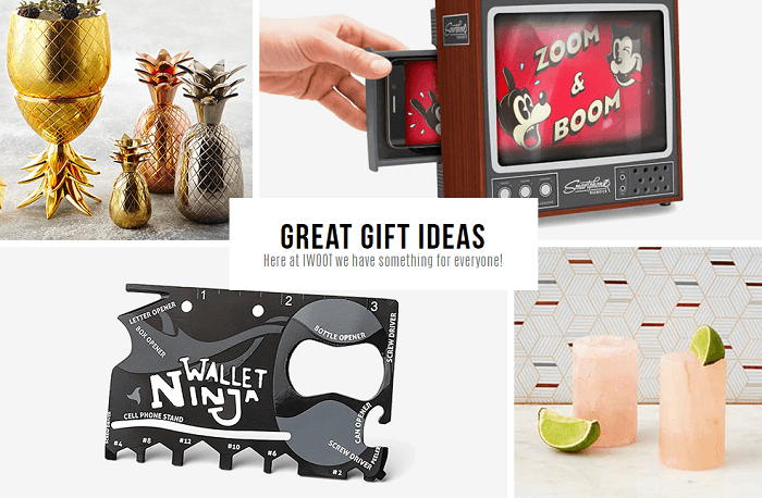 IWOOT gifts