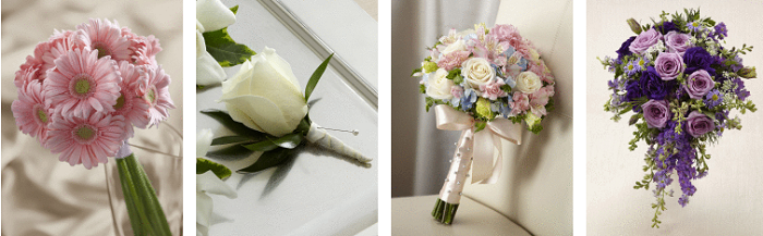 Interflora wedding
