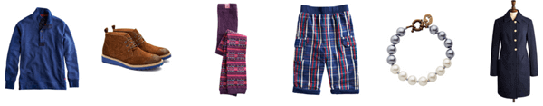 a wide range of products at Joules