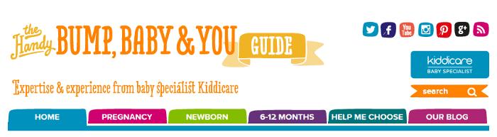 Kiddicare blog
