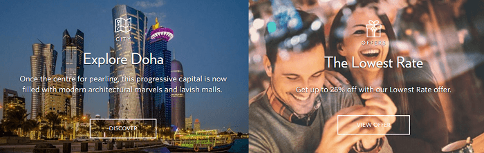 Millennium Hotels offers